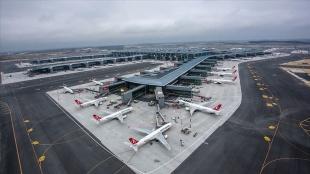 Türkiye'de 5 ayda hava yolunu kullanan yolcu sayısı 30 milyona yaklaştı