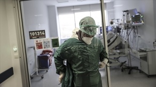Türkiye'de 6 bin 143 kişinin Kovid-19 testi pozitif çıktı, 57 kişi yaşamını yitirdi