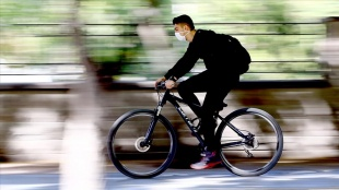Türkiye'de pedal çeviren sayısı artıyor
