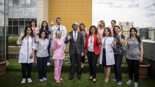 Türkiye'den Azerbaycanlı çocuk doktorlarına tecrübe katacak 'üst ihtisas' eğitimi