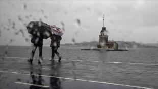Türkiye'nin soğuk ve yağışlı havanın etkisi altına girmesi bekleniyor