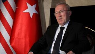 Türkiye'nin Washington Büyükelçisi Mercan, Türk-Amerikan ilişkilerini AA'ya değerlendirdi