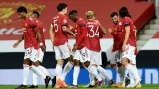 UEFA Avrupa Ligi'nde gecenin 4 maçı tamamlandı