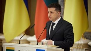 Ukrayna, Rusya'nın sınırlarındaki birliklerini geri çekme kararını memnuniyetle karşıladı