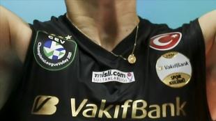 VakıfBank Kadın Voleybol Takımı'nda Kovid-19 vaka sayısı 10'a yükseldi