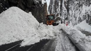 Van, Bitlis, Muş ve Hakkari düşüncesince koyu kar ve çığ uyarısı