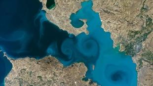 Van Gölü fotoğrafının sahibi astronot Rubins'e fahri hemşehrilik teklifi