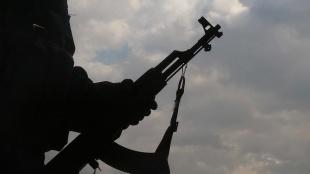 Yeşil kategoride aranan PKK/KCK mensubu teslim oldu