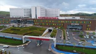 Yozgat kent Hastanesi 4 yılda 3 milyonu fazla hastaya işlev verdi