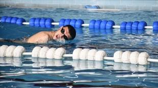 Yüzmede karışık serbest 4x50 metre bayrak yarışı S5 kategorisinde Türkiye finale kaldı